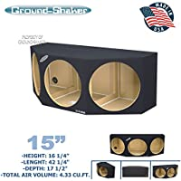 15 TRIPLE SEALED SUBWOOFER BOX