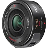 PANASONIC LUMIX G X VARIO POWER ZOOM LENS, 14-42MM, F3.5-5.6 ASPH, MIRRORLESS MICRO FOUR THIRDS, POWER O.I.S, H-PS14042K (USA BLACK)