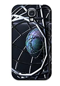 Excellent Design Abstract Case Cover For Galaxy S4