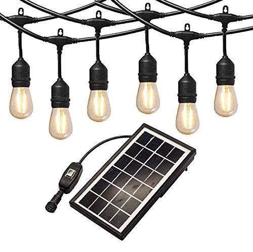 Solar Deck Lighting Options