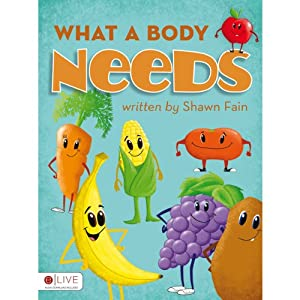 What a Body Needs Audiobook