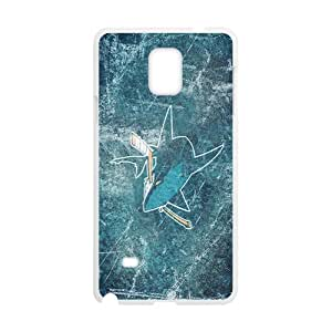San Jose Sharks Samsung Note4 case