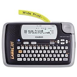 512417-KL-120L Portable Thermal Label Maker Case Pack 1