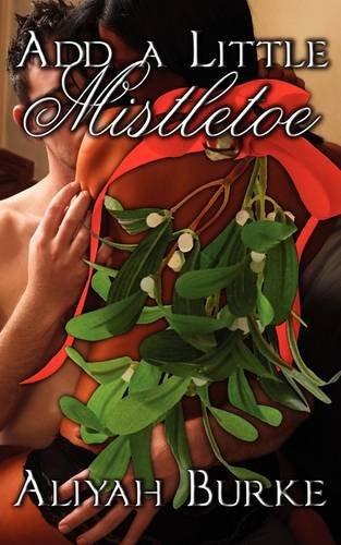 book cover of Add A Little Mistletoe