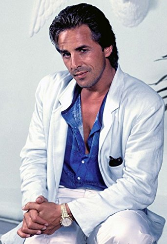 Don Johnson Actor 001 13x19 POSTER