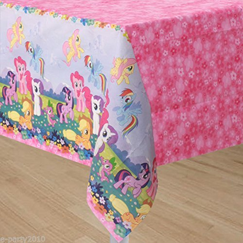 My Little Pony 'Friendship is Magic' Paper Table Cover (1ct)