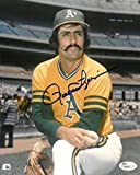 #5: Rollie Fingers Signed Oakland A's Authentic Autographed 8x10 Photo #R98501 - JSA Certified - Autographed MLB Photos