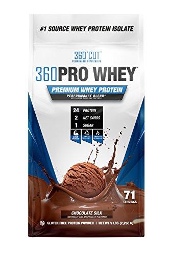 zero carb isopure chocolate - 4