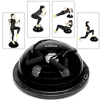 Amazon.com: PEXMOR Yoga Half Ball Balance Trainer Exercise