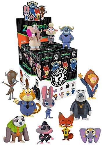 Funko Mystery Mini Disney: Zootopia Figure