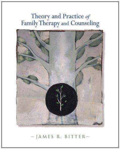 Theory and Practice of Family Therapy and Counseling (SAB 230 Family Therapy)