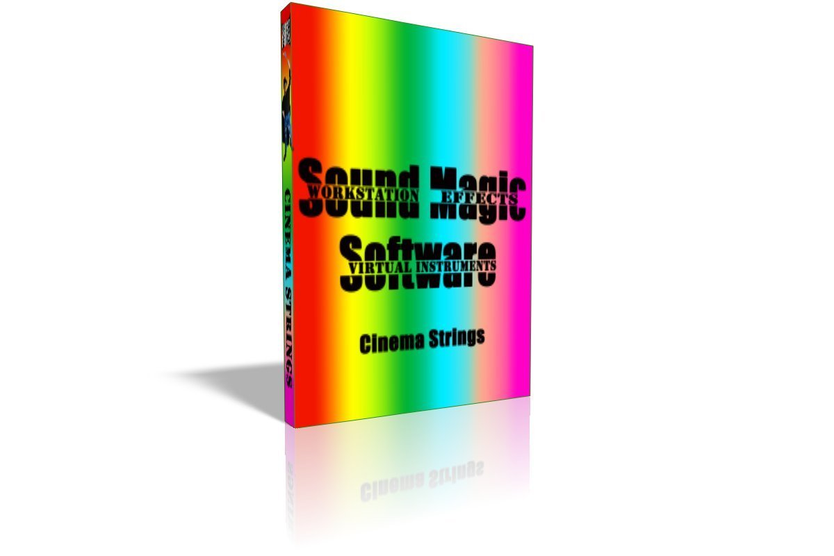 Sound Magic Strings9 -Channel Virtual Instrument Software
