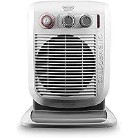 DeLonghi 1500W Bathroom Safe fan Heater
