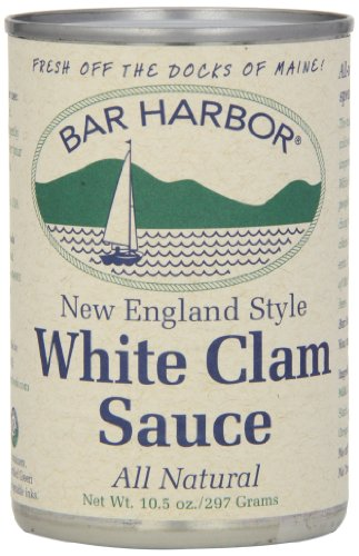 Price comparison product image Bar Harbor Sauce,  All White Clam , 10.5 Ounce (Pack of 6)