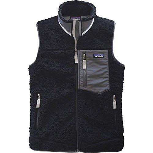 イルスズメバチ群集(パタゴニア) Patagonia レディース トップス ベスト?ジレ Patagonia Reversible Classic Retro-X Fleece Vest [並行輸入品]