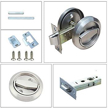 Stainless Steel 304 Corridor Locks Doorknobs Cabinet