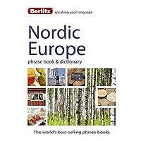 Berlitz Language: Nordic Europe Phrase Book & Dictionary: Norwegian, Swedish, Danish, & Finnish (Berlitz Phrasebooks)