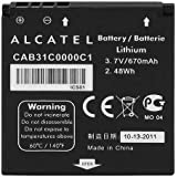 Alcatel T-Mobile Sparq Original OEM Battery - Non-Retail Packaging - Black