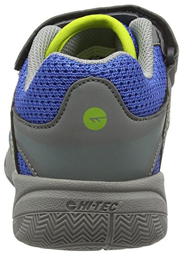 Limoncello Boots Hi 051 High Thunder Grey Unisex Kids' Grey Rise Hiking Junior Tec Cobalt Uw7Uq8