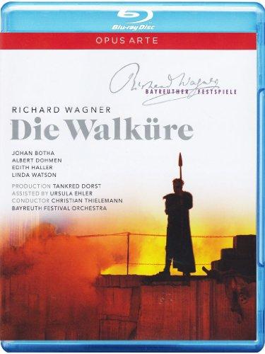 Edith Haller - Die Walkure (Blu-ray)