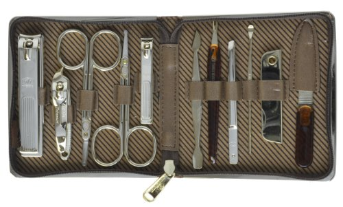Perfect Manicure Pedicure set Grooming kit Perfect for Trave