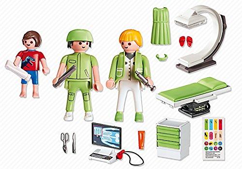 Playmobil Sala Rayos X 3