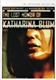 The Lost Honor of Katharina Blum (Widescreen Subtitled)