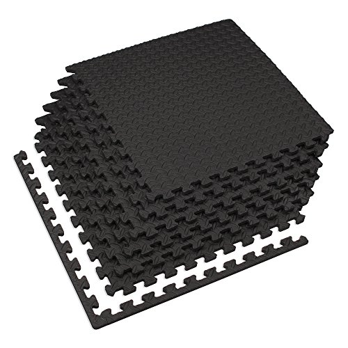 Series Edge Diamond (Velotas black, 200 sq' (50 Tiles) black 1/2