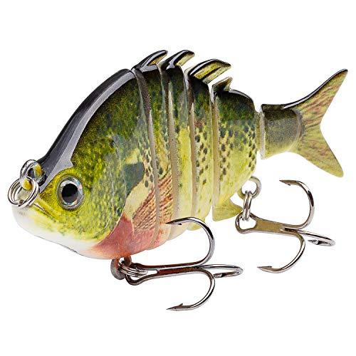 Bassdash SwimPanfish 2019 New 2.5