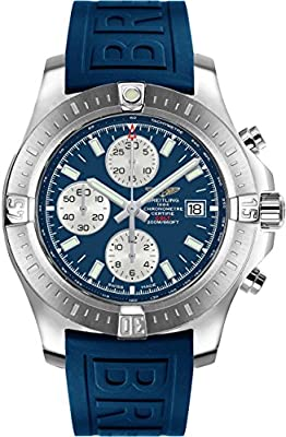 Breitling Colt Chronograph Automatic Blue Dial & Strap Men's Watch A1338811/C914-157S from Breitling Watches