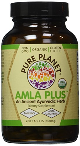 Amla 500mg Pure Planet Products product image