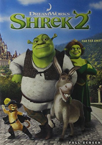 Shrek 2/Madagascar Activity Disc by Chris ()