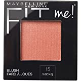 Maybelline New York Fit Me Blush, Nude, 0.16 Ounce
