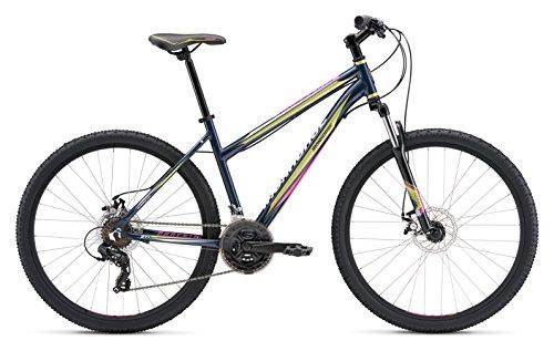 Iron Horse Women's Phoenix 1.3 Slate IH1136FM 16 Mountain Bicycle, 16″/Small, Slate Blue For Sale