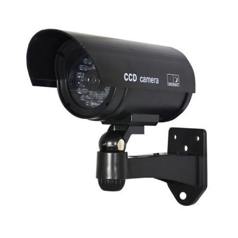 高質で安価 etoparsブラックフェイクダミーセキュリティCCTVカメラ防水IR B075163S1N LEDアウトドアインドアSurveillance B075163S1N, きもの処えりよし:ae554901 --- trainersnit-com.access.secure-ssl-servers.info