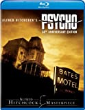 Psycho (50th Anniversary Edition) [Blu-ray]