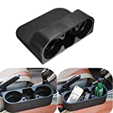 Yosoo Universal Auto Truck Car Seat Drink Cup Holder Valet Beverage Can Bottle Food Mount Stand Storage Box