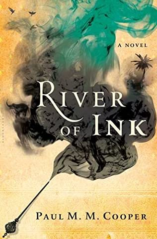 book cover of River of Ink