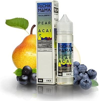 E Liquid Pachamama Huckleberry Pear Acai 50 ml - Sin ...