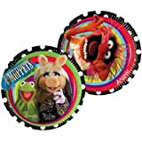 The Muppets Party -Muppets Party Plates x 10