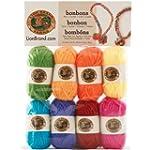 Lion Brand Yarn 601-680 Bonbons Yarn,...