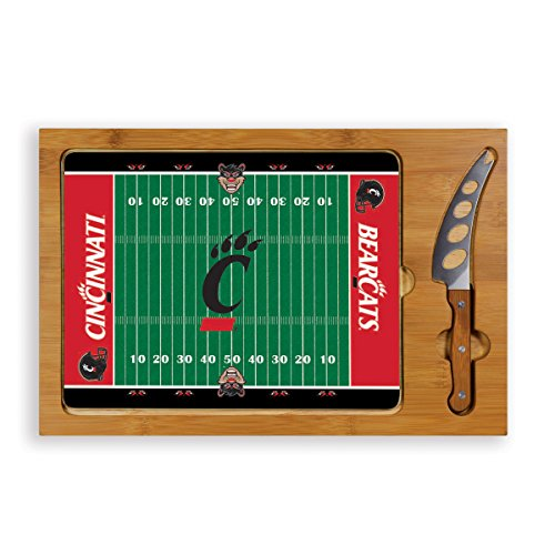 - NCAA Cincinnati Bearcats Icon Cheese Set (3-Piece)