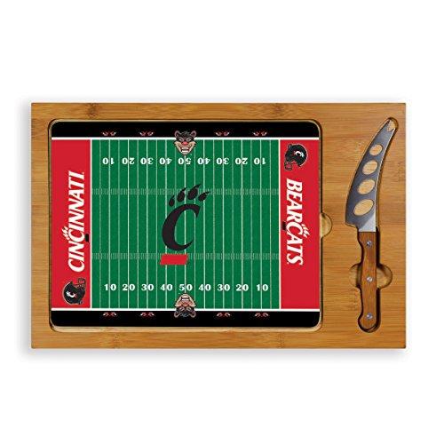 NCAA Cincinnati Bearcats Icon Cheese Set (3-Piece) ()