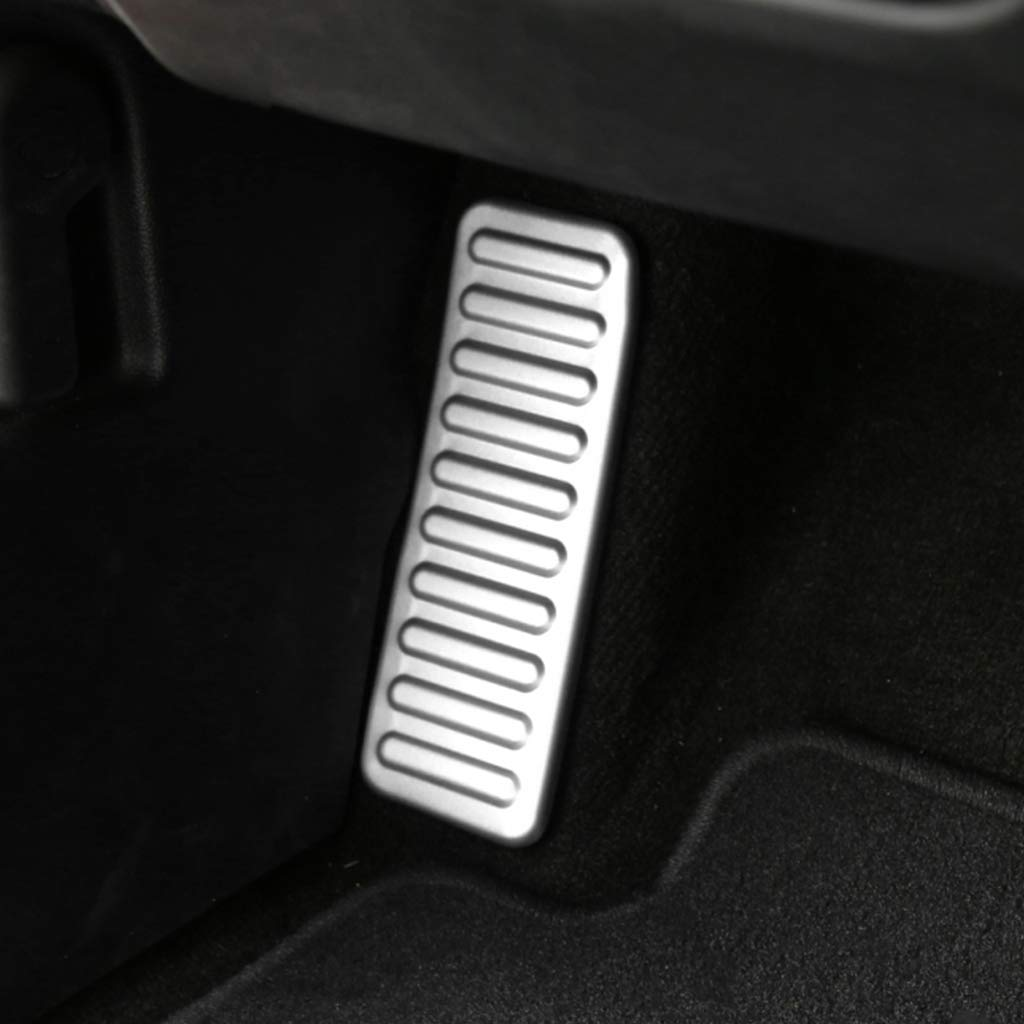dekoratives St/ück linker Fu/ß Aluminium qianqian56 Auto-Modifiziertes Pedal