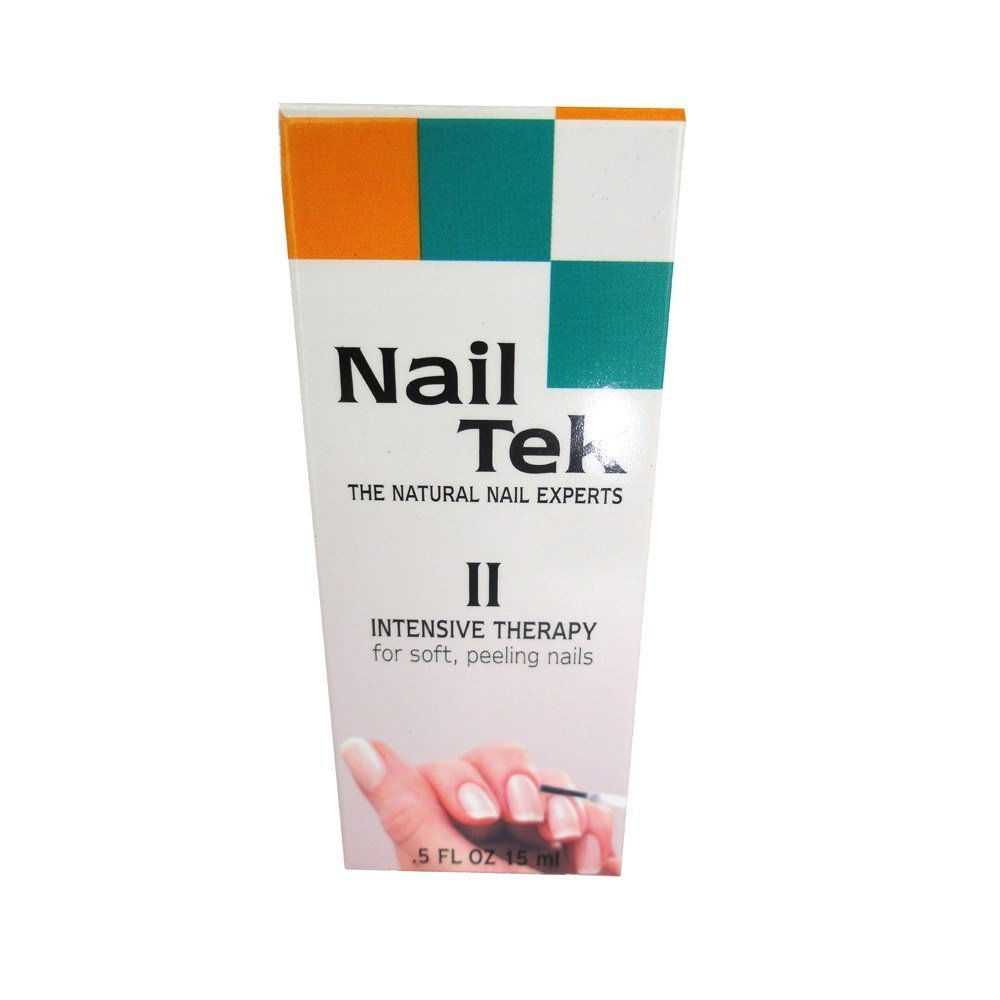 Amazon.com : Nail Tek New Restore Damaged Nails Kit, Intensive ...