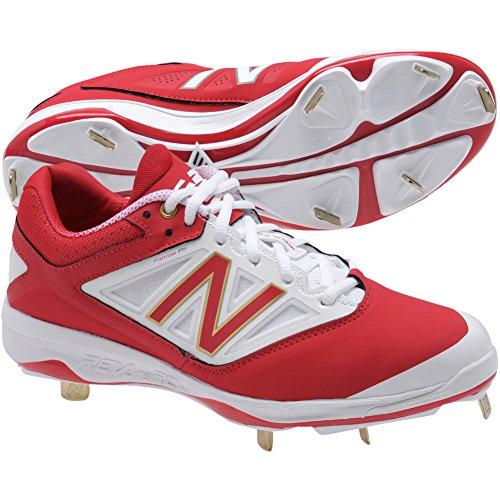 premium selection fd01a 7aa9c New Balance Mens L4040V3 Cleat Baseball Shoe