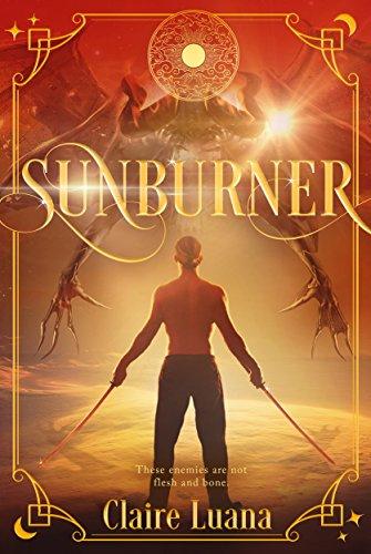 Sunburner (Moonburner Cycle Book 2)