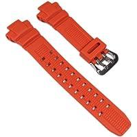 Casio Correa de Reloj Resin orange G-Schock GW-3000M, GW-3000M-4AER