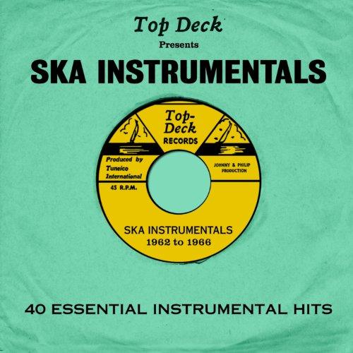 Top Deck Presents: Instrumentals -  Various Artists (Top Deck)