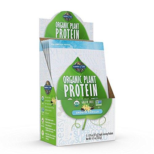 Garden Life Protein Powder Plant Based